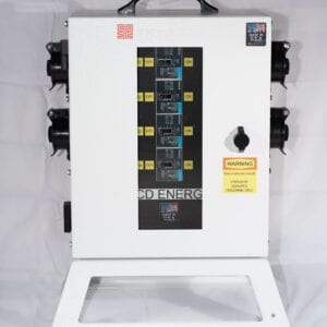 Three phase heater distribution panel by KCD Energy is the easy and convenient way to keep up your productivity during even the harshest and biting winter months.