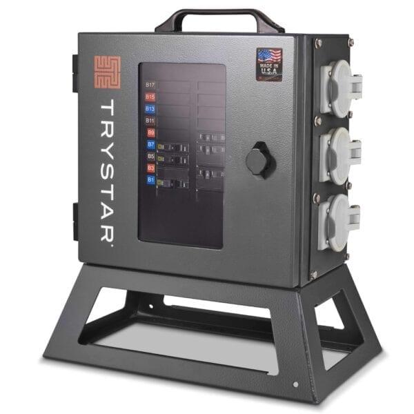200 amp mini heater distribution panel single phase.